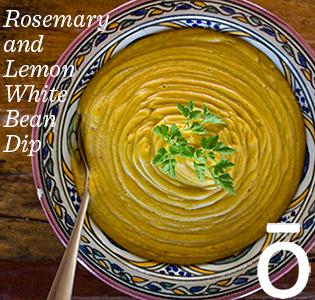 dōTERRA delicious // Rosemary and Lemon White Bean Dip - dōTERRA ...